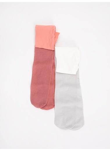 LC Waikiki Külotlu Çorap Gümüş